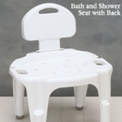 Carex® Adjustable Bath and Shower Seat