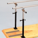 Clinica™ Parallel Bars, Platform Mount