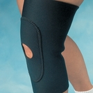 Comfortprene™ Deluxe Knee Support w/Open Patella