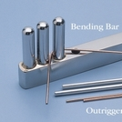 Bending Bar and Outrigger Rods