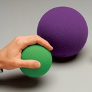 Round Foam Hand Exercisers