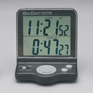 Jumbo Dual Display Timer-Clock