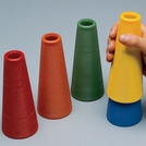 Economy Stacking Cones