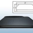 Work Rite Corner Combo Platform - Ultra Thin
