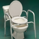 Guardian® 3-In-1 Heavy Duty Commode