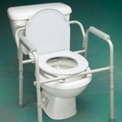 Economy Coated Commode