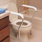 Lumex® Toilet Safety Frame