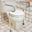 Guardian® Toilet Safety Frame