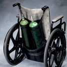 Wheelchair Oxygen Carriers