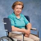 Posey® Wheelchair Wing-Backs
