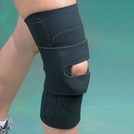 J-Brace Patellar Stabilizer with Spiral Stays