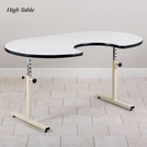 Clinica™ Powder Board Tables