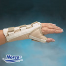 Norco™ D-Ring Thumb and Wrist Orthosis, Short