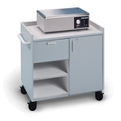 Mobile Splinting Cart and Cabinet