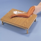 Lower Extremity Powder Board Table