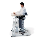 Hausmann® Hi-Lo Stand-in Table with Electric Patient Lift