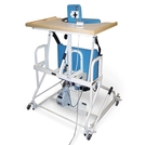 Hausmann® Bariatric Electric Stand-in Table