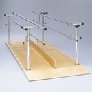 Bailey Platform-Mounted Adjustable Parallel Bars