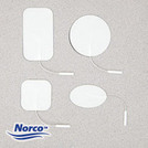 Norco™ Multi-Use Electrodes and TENS Electrodes with MultiStick® Hydrogel