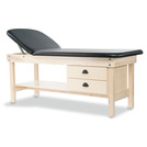 Edge™ Sport Solid Wood Treatment Series Tables