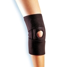 Hely & Weber Universal Neoprene Knee - With Stays