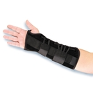 Suede Lacing Wrist/Forearm Orthosis