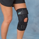 Knapp™ Heavy-Duty Hinged Knee Orthosis