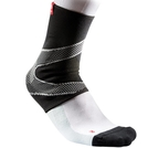 McDavid™ 5115 4-Way Elastic Ankle Sleeve w/ Gel Buttress