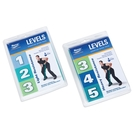Norco™ LEVELS™ Exercise Band Resistance Packs