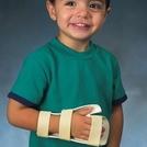 PediatricResting Pan Mitt Precut Splint