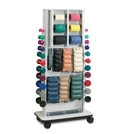Clinica™ Combination Weight Rack with Mirror