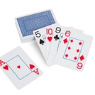 Easy See Playing Cards