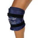 Elasto-Gel™ Knee Wrap w/ Patella Hole