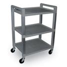 3 Shelf Poly Carts