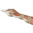 Preformed Anti-Spasticity Ball Splint