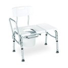 Carex® Transfer Bench & Commode