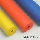 Bright Colored Foam Tubing