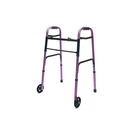Lumex® ColorSelect Adult Walkers with Wheels