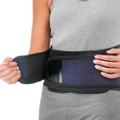 Mueller® Lumbar Support Back Brace with Removable Pad