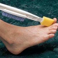 Cleaning Aids Dr. Joseph's Footbrush Dr. Joseph's Foot Care Kit Each