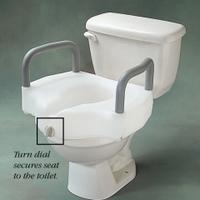 Superb Raised Toilet Seats Toilet Seat With Arms Guardian Toilet Seat With Arms Each Frankydiablos Diy Chair Ideas Frankydiabloscom