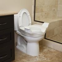 Amazing Raised Toilet Seats Locking Elevated Toilet Seat Locking Elevated Toilet Seat Ea Frankydiablos Diy Chair Ideas Frankydiabloscom