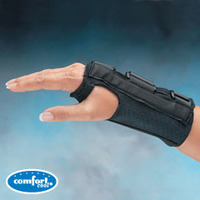 Comfort Cool� Firm D-Ring Wrist Orthosis Large 71/2 To 81/2 (19 To 22Cm) Left