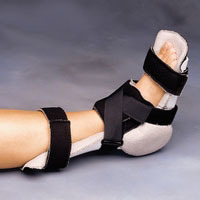 Adjustable Position Foot Orthosis Adjustable Position Foot Orthosis Deluxe Large