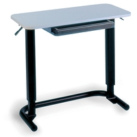 Hausmann hand therapy table with drawer north coast medical for Table quiz hannover