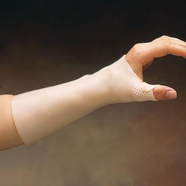 Consider, that Thumb immobilization splint