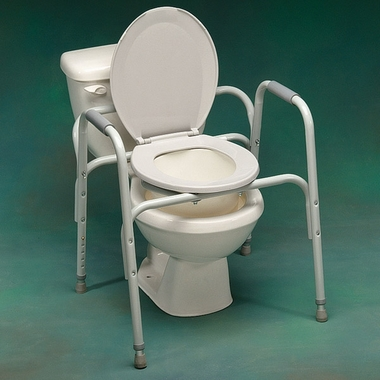 Guardian 3-In-1 Heavy Duty Commode | North Coast Medical