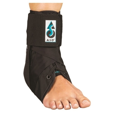 aso ankle brace instructions