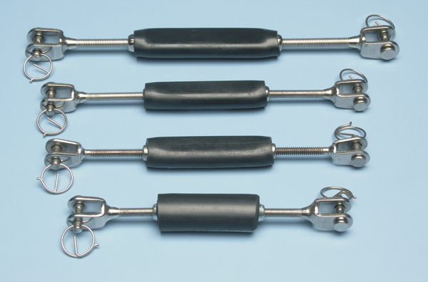 "Scar Pin for Turnbuckles 1//8/"" *3//4"""
