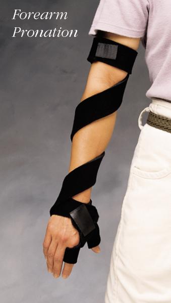 Comfort Cool® Pronation-Supination Splint | North Coast Medical